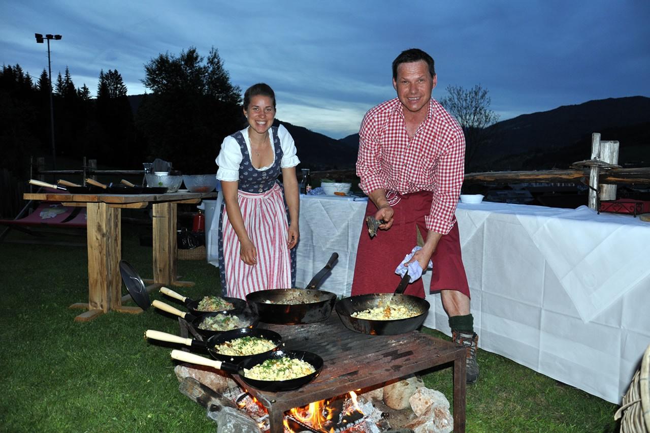 Catering In Salzburg Hochzeits Catering Von Rent A Cook By M W